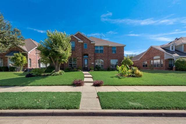 328 Water Crest Drive, Desoto, TX 75115 (MLS #14668403) :: The Star Team | Rogers Healy and Associates