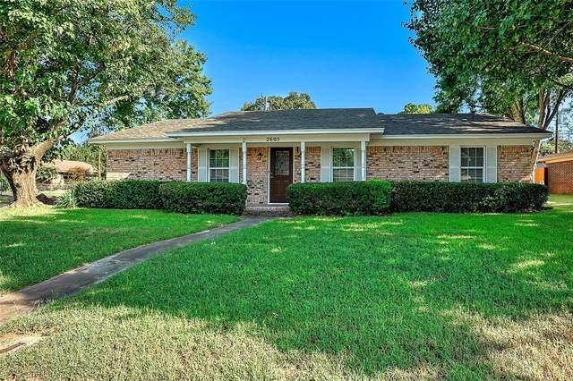 2605 Easy Street, Denison, TX 75020 (MLS #14668413) :: Real Estate By Design