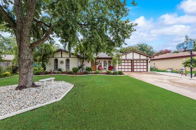 6721 Mabell Street, North Richland Hills, TX 76182 (MLS #14668434) :: Real Estate By Design