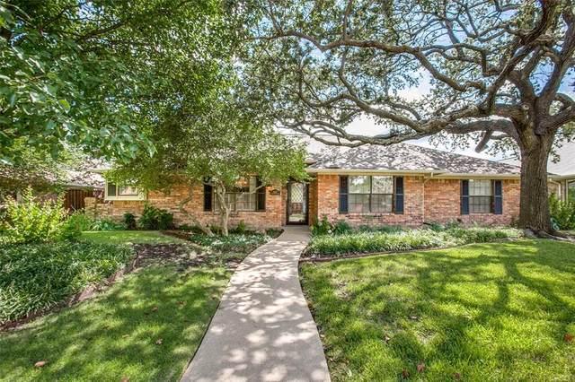 3532 Diamondhead Drive, Plano, TX 75075 (MLS #14668441) :: Real Estate By Design
