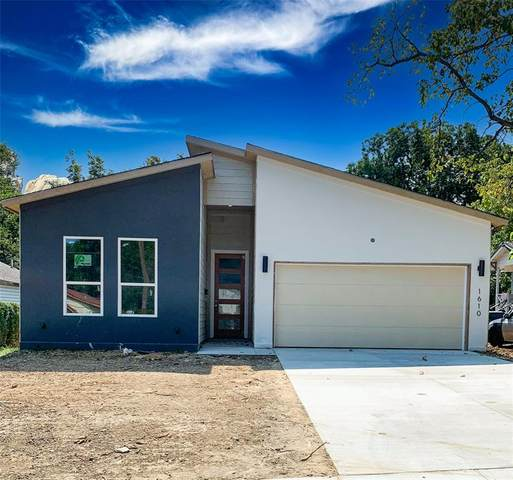 1610 Presidio Avenue, Dallas, TX 75216 (MLS #14668450) :: Real Estate By Design