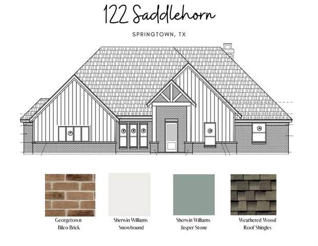 122 Saddle Horn Trail, Boyd, TX 76023 (MLS #14668460) :: Real Estate By Design