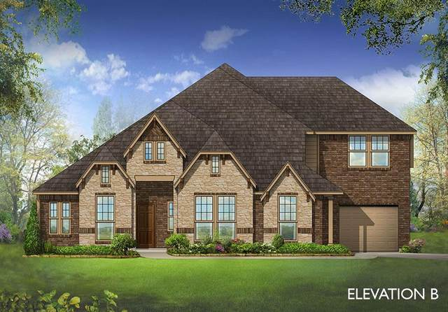 2610 Jaxon Way, Mansfield, TX 76063 (MLS #14668468) :: Real Estate By Design