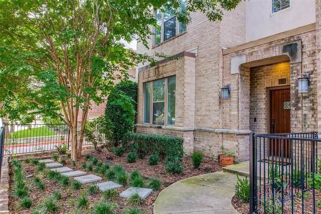 6269 Oram Street #27, Dallas, TX 75214 (MLS #14668470) :: Robbins Real Estate Group