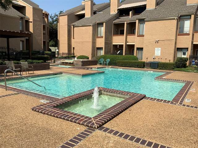 5550 Spring Valley Road G14, Dallas, TX 75254 (#14668476) :: Homes By Lainie Real Estate Group