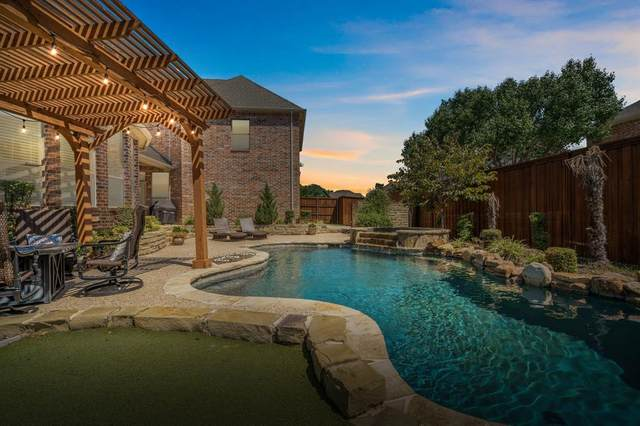 4630 Parkside Drive, Frisco, TX 75034 (MLS #14668489) :: Robbins Real Estate Group