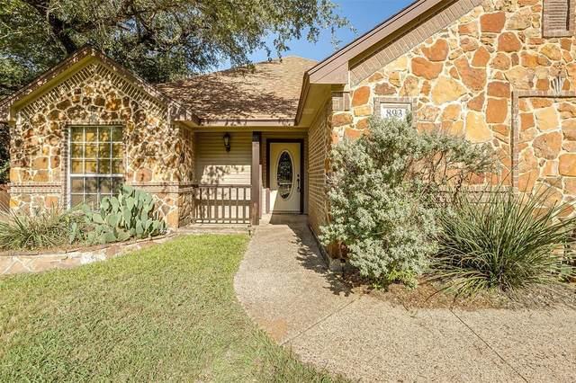 893 Westover Lane, Springtown, TX 76082 (MLS #14668493) :: Real Estate By Design