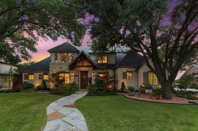 14527 Tanglewood Drive, Farmers Branch, TX 75234 (MLS #14668503) :: Real Estate By Design