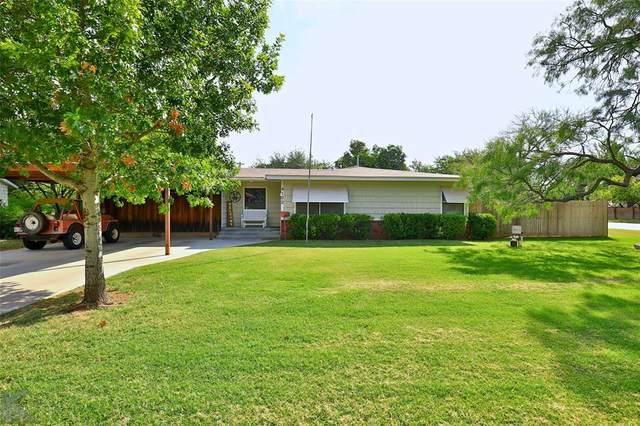 4102 Hartford Street, Abilene, TX 79605 (MLS #14668505) :: Frankie Arthur Real Estate