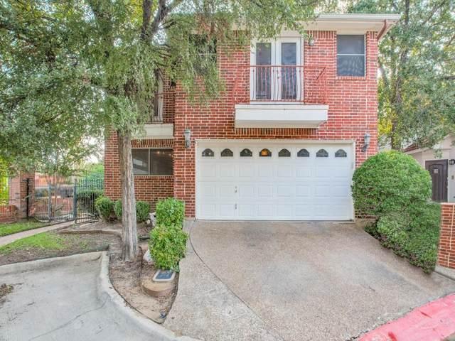 1510 Alberi Drive, Euless, TX 76039 (MLS #14668507) :: Craig Properties Group