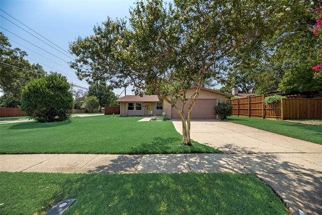 801 Vinecrest Lane, Richardson, TX 75080 (MLS #14668511) :: The Good Home Team