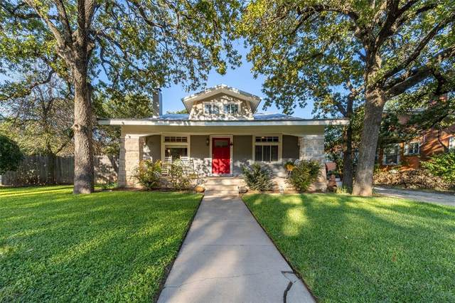 887 N Clinton Street, Stephenville, TX 76401 (MLS #14668522) :: VIVO Realty