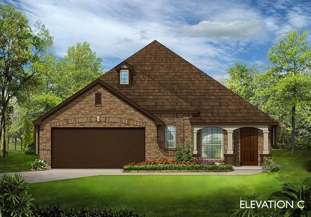 2405 Simpson Lane, Mansfield, TX 76063 (MLS #14668538) :: Real Estate By Design