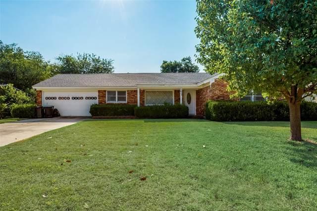 5617 Walla Avenue, Fort Worth, TX 76133 (MLS #14668539) :: Craig Properties Group