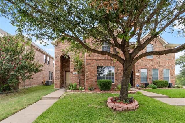 5433 Avery Lane, Grand Prairie, TX 75052 (MLS #14668541) :: The Chad Smith Team