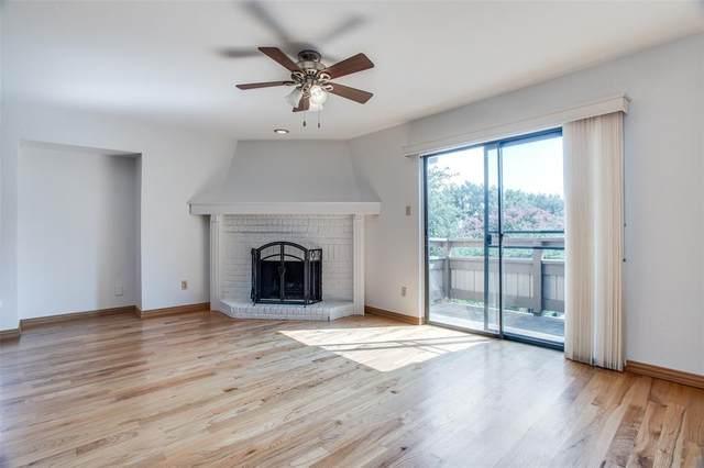 7640 W Greenway Boulevard 3F, Dallas, TX 75209 (MLS #14668547) :: Robbins Real Estate Group