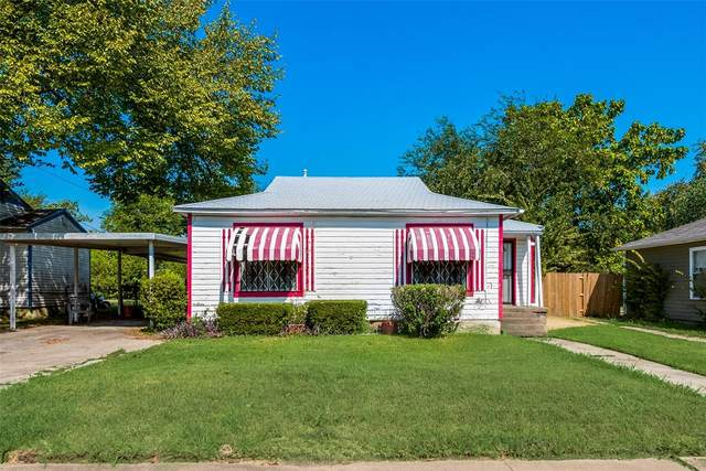 2535 Kathleen Avenue, Dallas, TX 75216 (MLS #14668563) :: Real Estate By Design