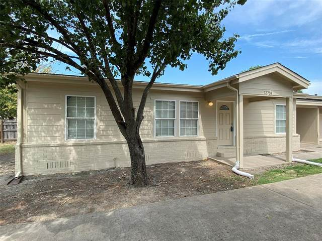 13753 Biggs Street, Dallas, TX 75253 (MLS #14668581) :: Real Estate By Design