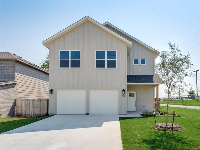 612 E Baltimore Avenue, Fort Worth, TX 76104 (#14668590) :: Homes By Lainie Real Estate Group