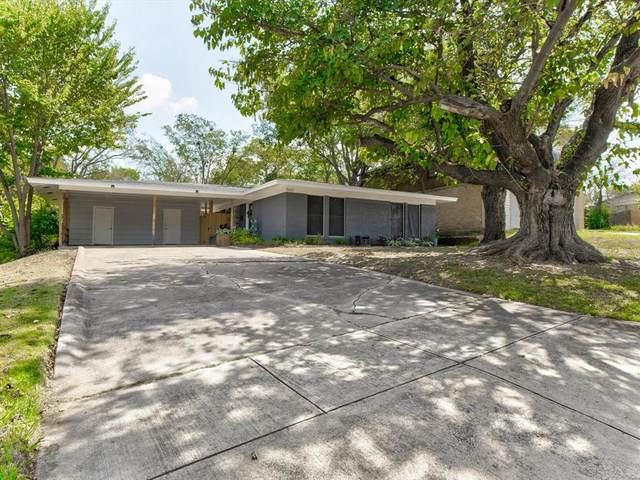 5421 Waltham Avenue, Fort Worth, TX 76133 (MLS #14668593) :: Real Estate By Design