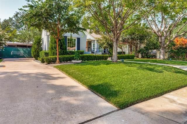 3913 Hamilton Avenue, Fort Worth, TX 76107 (MLS #14668596) :: Real Estate By Design