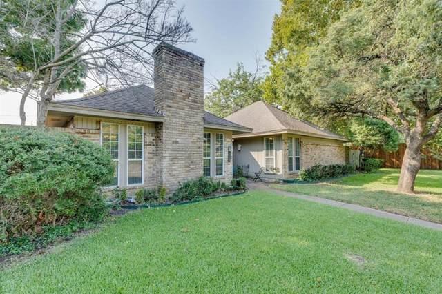 714 Brookdale Circle, Garland, TX 75040 (MLS #14668598) :: Craig Properties Group