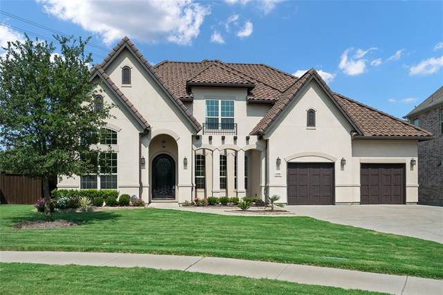 6216 Martinique Street, Plano, TX 75024 (MLS #14668609) :: Real Estate By Design