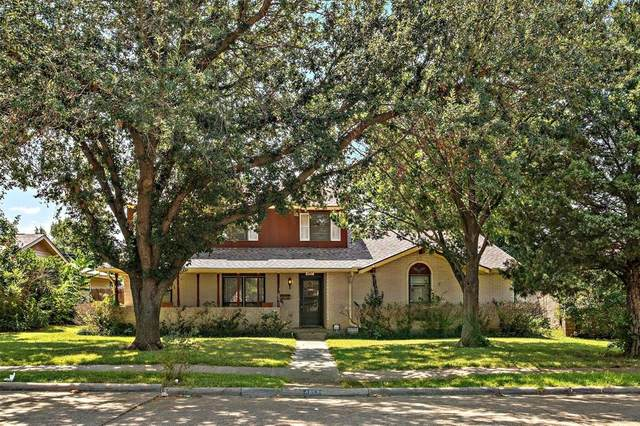 4857 Shands Drive, Mesquite, TX 75150 (MLS #14668615) :: Real Estate By Design
