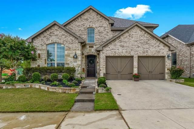 1101 4th Street, Argyle, TX 76226 (MLS #14668636) :: The Chad Smith Team