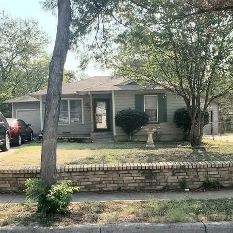 4109 S Adams Street, Fort Worth, TX 76115 (MLS #14668650) :: Real Estate By Design