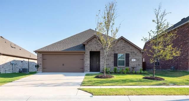 507 Saddle Club Way, Princeton, TX 75407 (MLS #14668654) :: Real Estate By Design