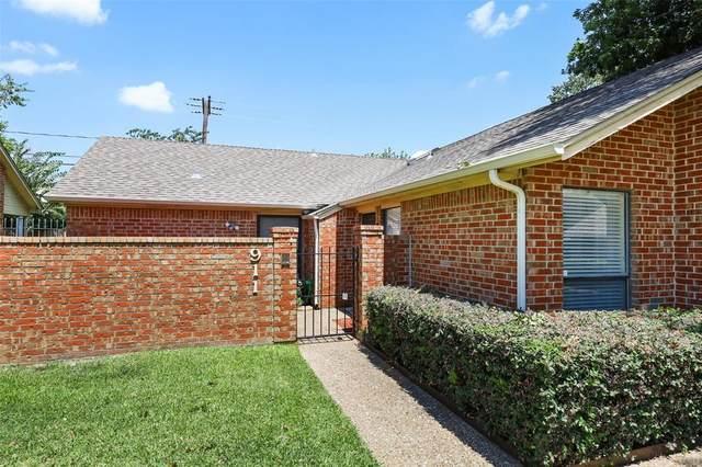 911 Cedarland Boulevard, Arlington, TX 76011 (MLS #14668656) :: The Chad Smith Team