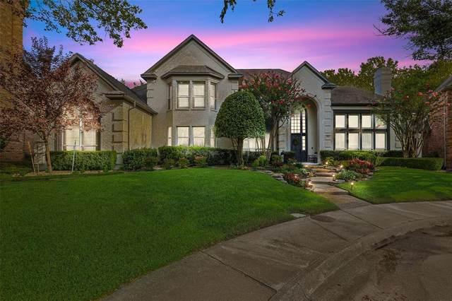 5111 Oak Tree Circle, Dallas, TX 75287 (MLS #14668676) :: Craig Properties Group