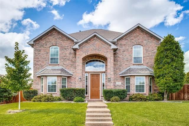 2760 Club Ridge Drive, Lewisville, TX 75067 (MLS #14668685) :: Real Estate By Design