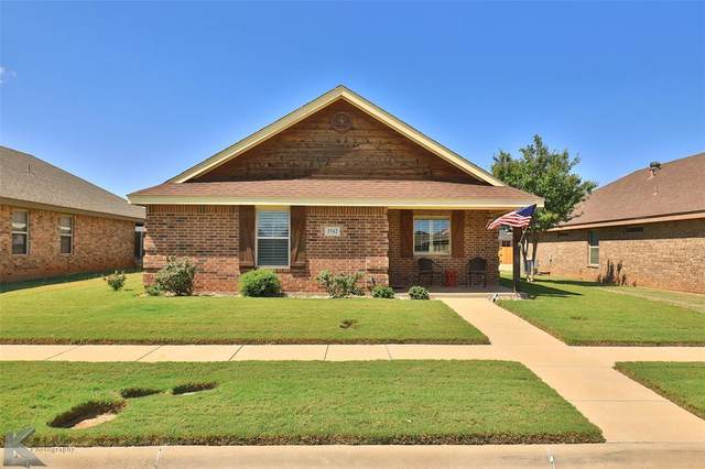 3542 Firedog Road, Abilene, TX 79606 (#14668692) :: Homes By Lainie Real Estate Group