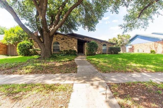 5113 Hardaway Circle, The Colony, TX 75056 (MLS #14668697) :: Real Estate By Design