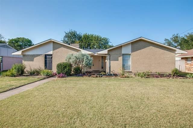 1119 Larkspur Drive, Richardson, TX 75081 (MLS #14668699) :: Real Estate By Design