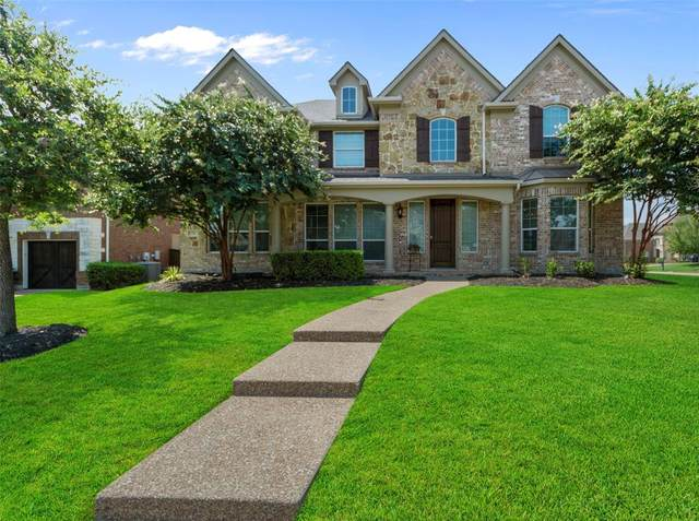 2570 Overbrook Lane, Prosper, TX 75078 (MLS #14668728) :: Russell Realty Group