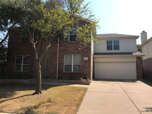 8528 Tribute Lane, Fort Worth, TX 76131 (MLS #14668742) :: Real Estate By Design