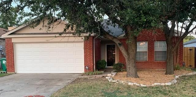 909 Springcreek Drive, Denton, TX 76210 (MLS #14668753) :: All Cities USA Realty