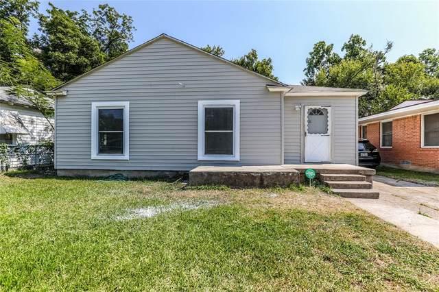 2518 Elsie Faye Heggins Street, Dallas, TX 75215 (MLS #14668780) :: Real Estate By Design