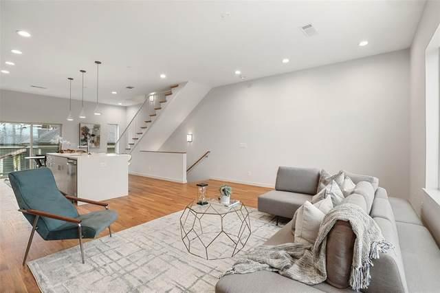 1803 Richardson Avenue #103, Dallas, TX 75215 (MLS #14668784) :: Robbins Real Estate Group