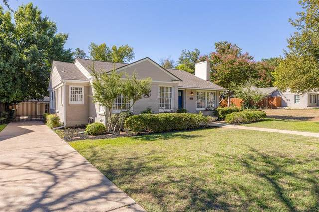 3613 Hilltop Road, Fort Worth, TX 76109 (MLS #14668823) :: The Star Team | Rogers Healy and Associates