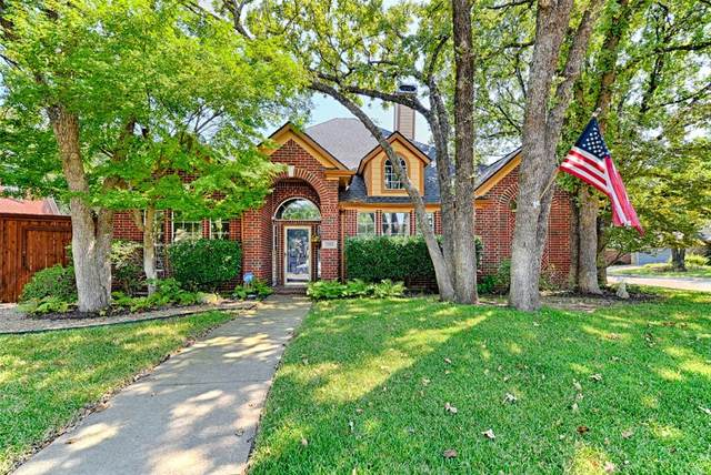 1393 Oak Hill Circle, Lewisville, TX 75067 (MLS #14668856) :: Epic Direct Realty