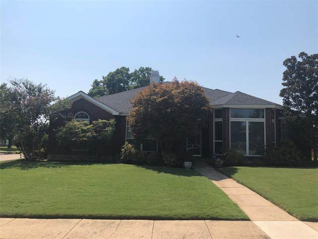 4201 Harvest Point Drive, Carrollton, TX 75010 (MLS #14668862) :: Real Estate By Design