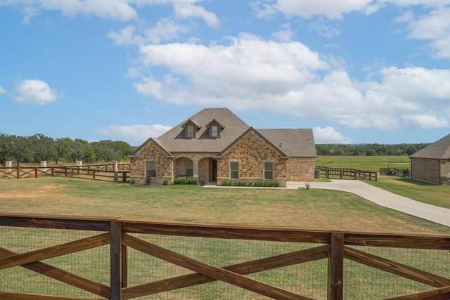 8390 Old Springtown Road, Springtown, TX 76082 (MLS #14668876) :: EXIT Realty Elite