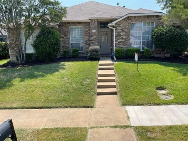 978 Little Den Drive, Lewisville, TX 75067 (MLS #14668879) :: Real Estate By Design