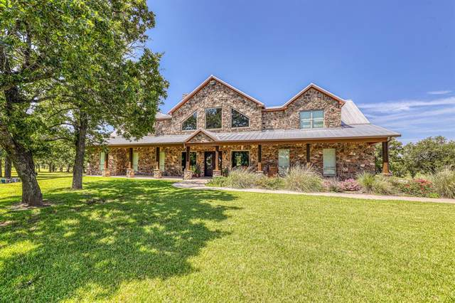 1404 Pitman Hollow Road, Sunset, TX 76270 (MLS #14668892) :: The Kimberly Davis Group