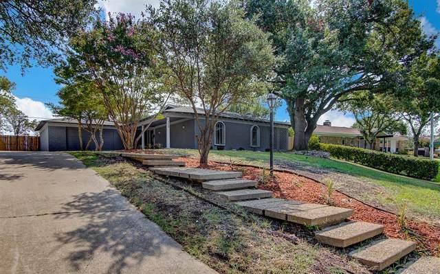 6325 Wallingford Drive, Fort Worth, TX 76133 (MLS #14668901) :: Craig Properties Group