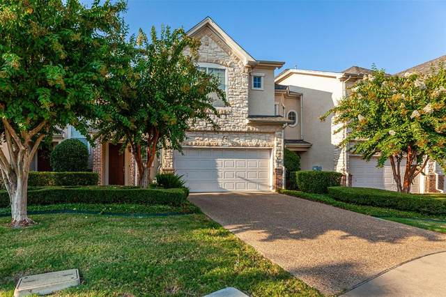 2545 Champagne Drive, Irving, TX 75038 (MLS #14668904) :: Real Estate By Design